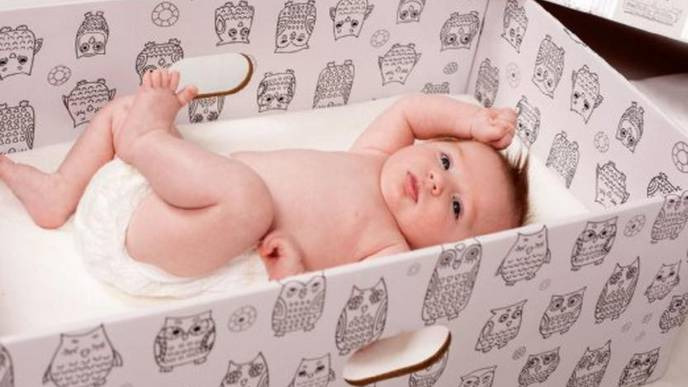 Thinking Outside the Box: Finnish Baby Boxes could Save Infant Lives