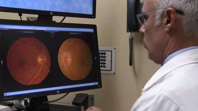Doctors Test New Drug to Treat Stroke of the Eye