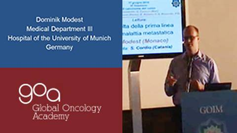 Choice of First-line Therapy in Metastatic Colorectal Cancer