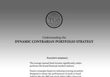 Understanding the Dynamic Contrarian Portfolio Strategy White Paper