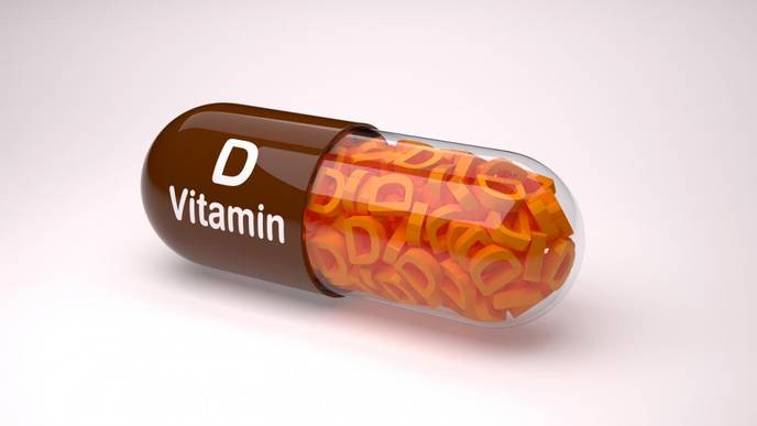 Low Vitamin D may Raise Risk of Kidney Failure