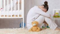 Many New Moms With PPD Don't Report Their Symptoms To Avoid Feeling Judged