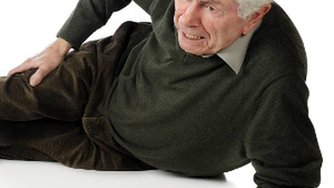 Ladders at Fault as Small Falls Lead to Big Trauma for Seniors