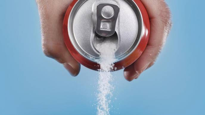 Just Two Sugary Drinks Per Week may Raise Type 2 Diabetes Risk