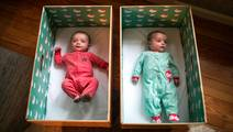 States Give New Parents Baby Boxes To Encourge Safe Sleep Habits