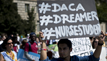 Trump's Deadline On 'Dreamers' Reverberates Through Health Industries