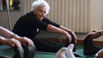 Sedentary Lifestyle in Older Women 'Ages Body Cells'