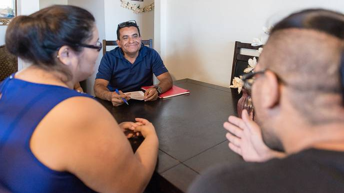 Home Visits Help Parents Overcome Tough Histories, Raise Healthy Children