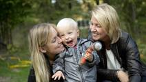Woman's Womb Does Double Duty, First For Daughter, Then Grandson