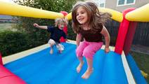 Bounce House Injuries are Skyrocketing