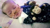 British Baby at End of Life Support Draws in Pope, Trump