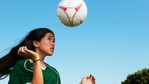 Concussions: Girl Soccer Players 5 Times more likely to Return to Game than Boys