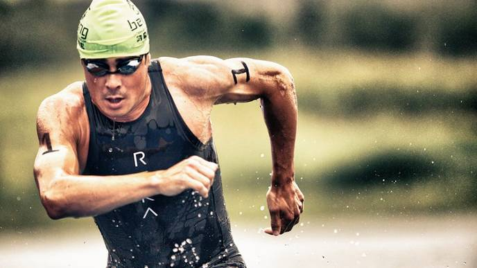 Male Triathletes may be at a High Risk of Developing Myocardial Fibrosis