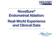 Monograph - NovaSure® Endometrial Ablation: Real-World Experience and Clinical Data