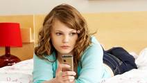Is Too Much Time Online Raising Suicide Risk in Teen Girls?