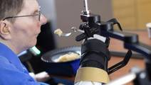 Brain Implants Help Paralyzed Man Drink Coffee Unassisted