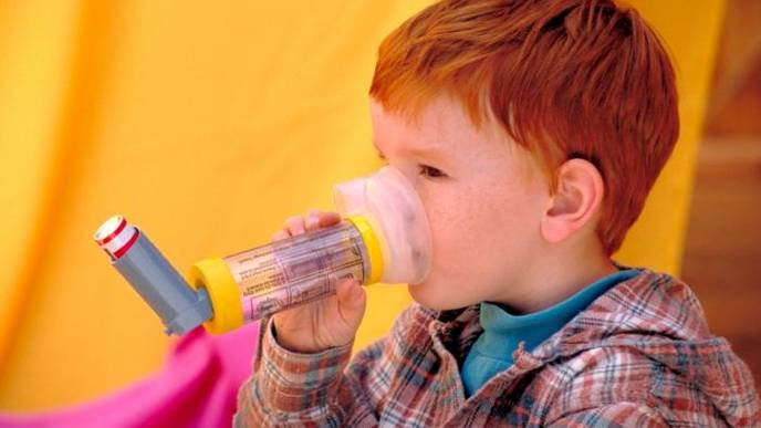 Early-Life Asthma may Contribute to Childhood Obesity