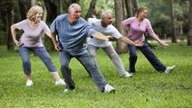 Achy knees? Tai chi may work as well as or better than physical therapy