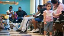 States Running Out of Cash for Children's Health Insurance