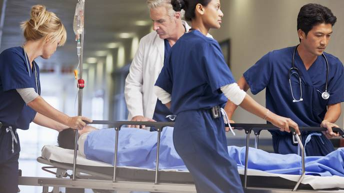 ER Triage Pilot Reduced Wait Times by More than 2 Hours, Study Finds