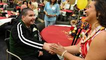 Beating survivor Bryan Stow thanks LA County trauma unit for saving him