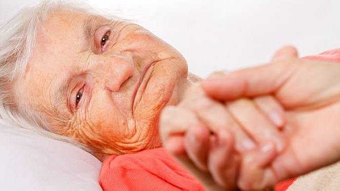 Why it really is better for elderly to die at home