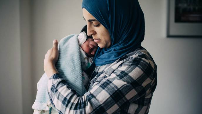 Kangaroo Care Helps Preemies And Full Term Babies, Too